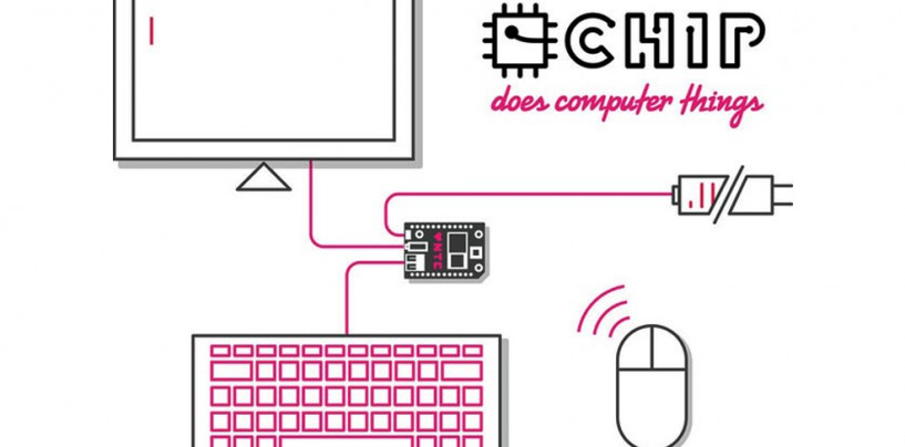 Meet the World's First $9 Micro 'Chip' Computer