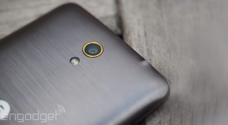 ee harrier smart phone camera