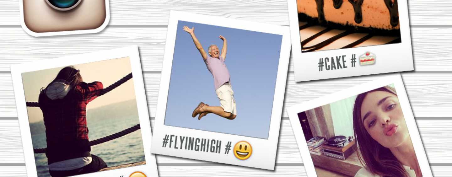 Hashtag Your Instagram Emojis And Express Better!