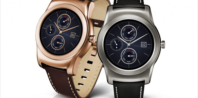 """The LG Urbane  """"Watch""""ed and Reviewed"""