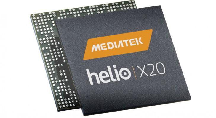 mediatex helio x20 processor