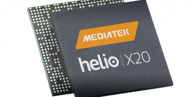 MediaTek Unveils World's First 10 Cores Processor for Smartphones and Tablets
