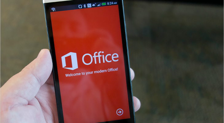 microsoft office for android mobile phone