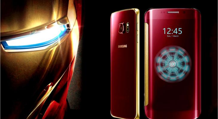Samsung galaxy iron man edition