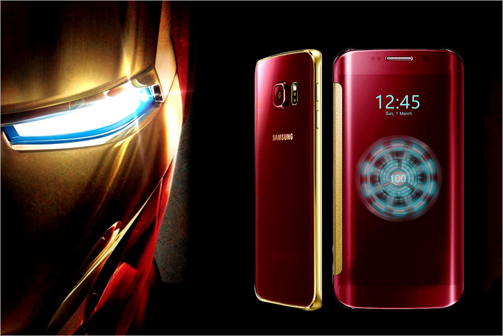 Samsung Set To Marvel Its Global Fans With New Iron Man Edition