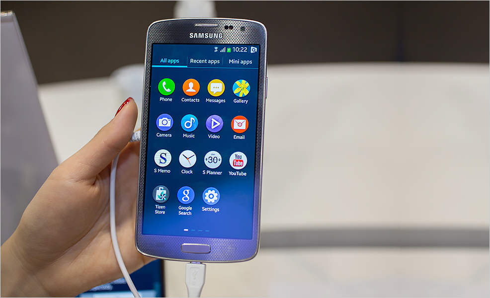 Leaked!!! The Specs of Latest Tizen Smartphone from Samsung