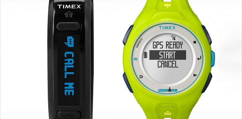 Timex Launches New Activity Trackers –Timex Ironman Move X20 & Timex Ironman Run X20
