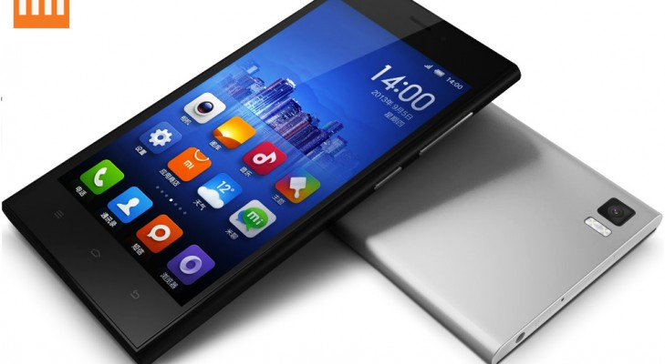 xiaomi deca core smart phone