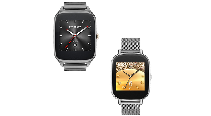 asus zen watch 2 stainless steel strap