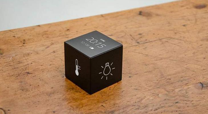 dice cube remote control