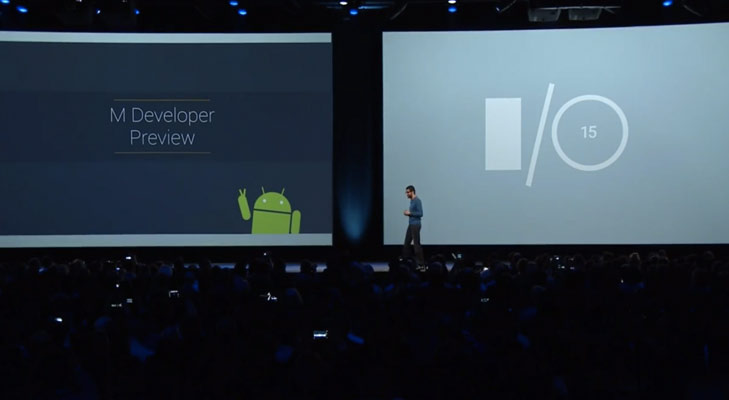 google android m launch