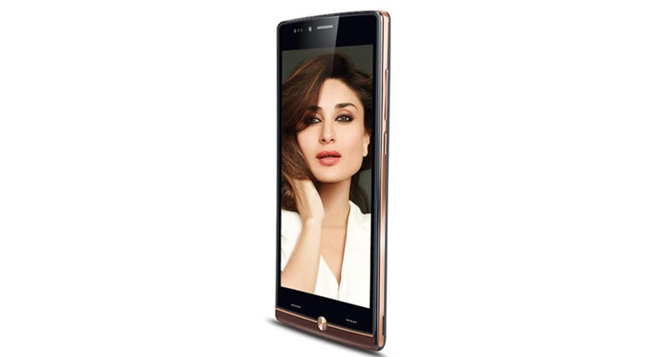 Iball mslr cobalt4 5 inch screen