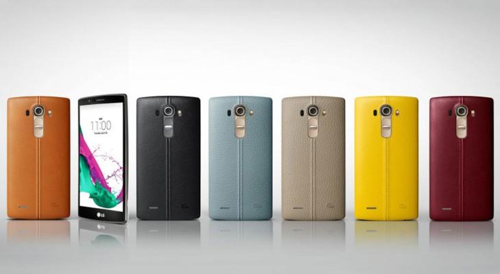 LG G4 Dual LTE