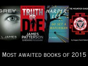 4 Most Awaited Book Releases of Popular Authors In 2015