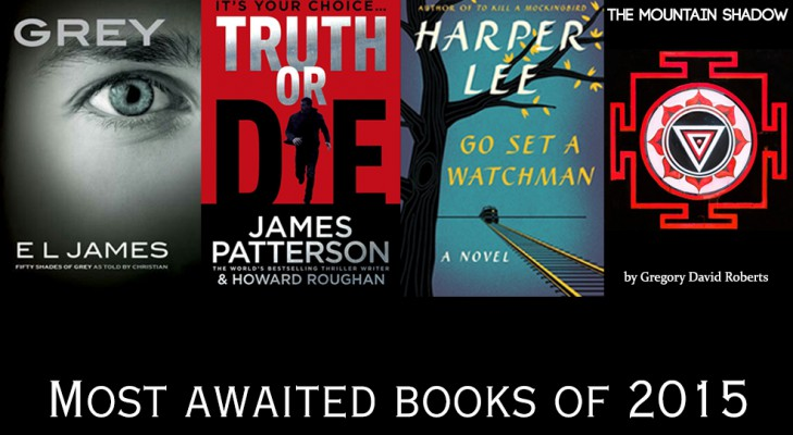 most awaited books of 2015