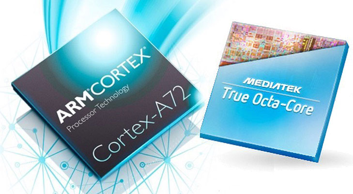 octa core Mediatek vs Cortex A53