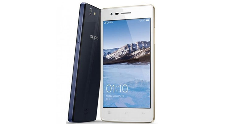 opp neo 5s smartphone