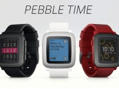 Pebble Time Smartwatch – Simple yet Elegant