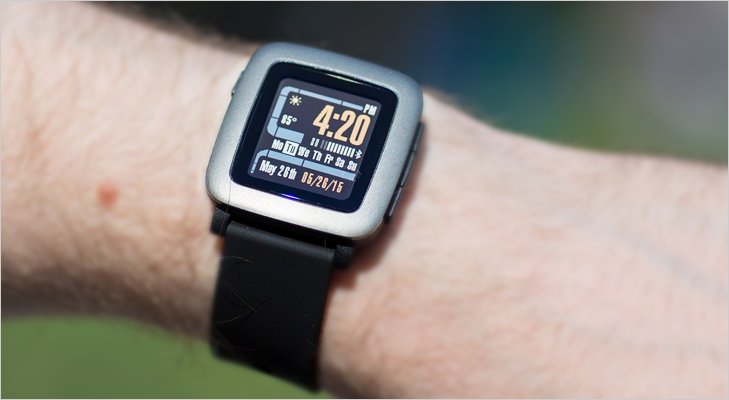 pebble time smart watch price