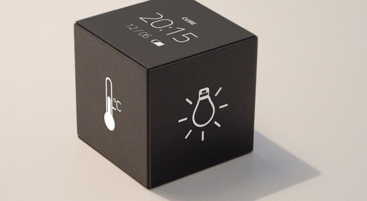 small cube remote control