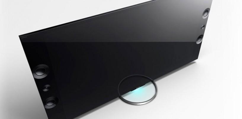 The new Sony 4k TV: Ultra HD, Ultra Smart!