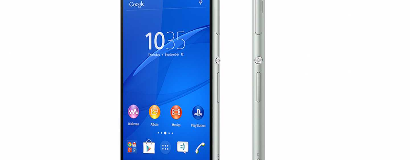 """""""XPERIA""""NCE THE NEW SONY Z3"""