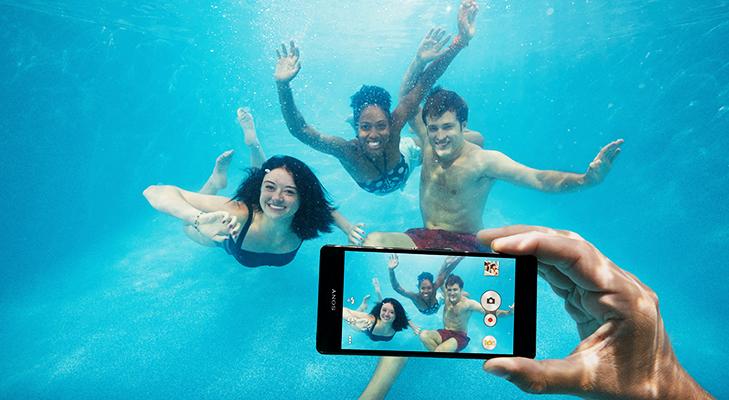Sony xperia z3 waterproof phone
