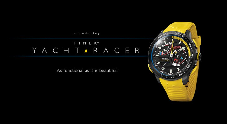 timex yacht racer watch