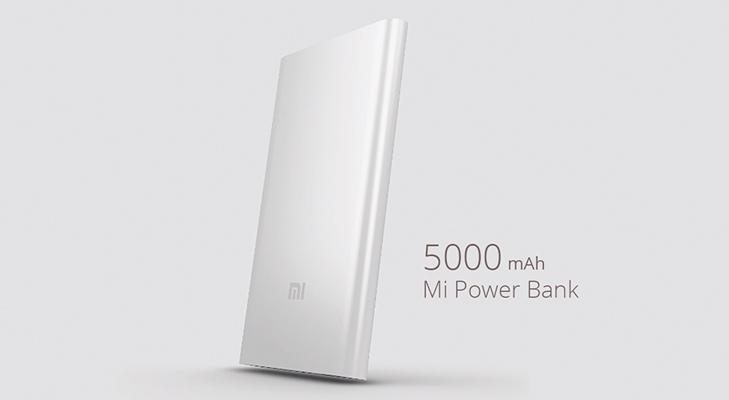 xiaomi 5000 mah power bank