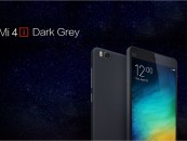 GO 'GREY' WITH THE NEW XIAOMI Mi 4i COLOUR