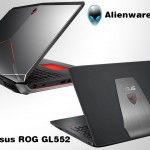 ASUS ROG GL552 V/S DELL ALIENWARE 17: GAME's ON!