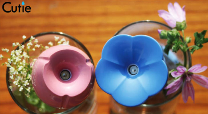 flower shaped humidifier