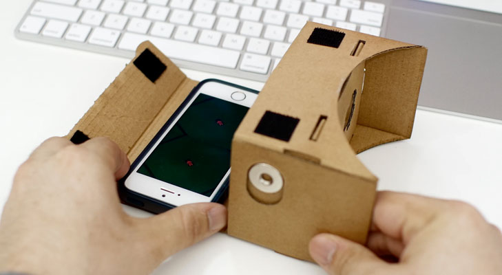 how to use vr headset