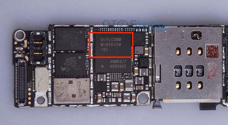 iphone 6s processor