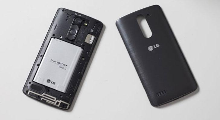 lg bello 2 battery