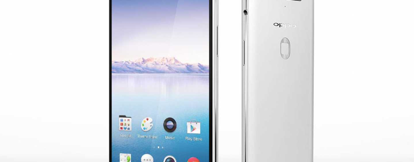 NOW TAKE SELFIES WITH OPPO N3'S BACK CAMERA!