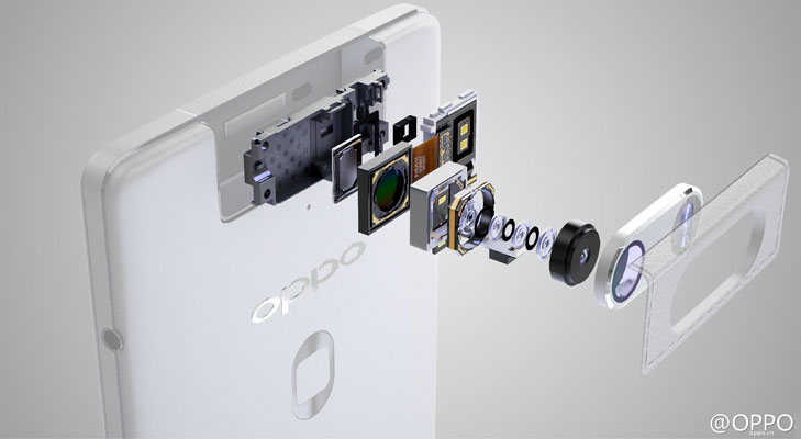 oppo n3 camera parts