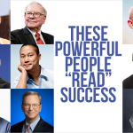 "THESE POWERFUL PEOPLE ""READ"" SUCCESS…"