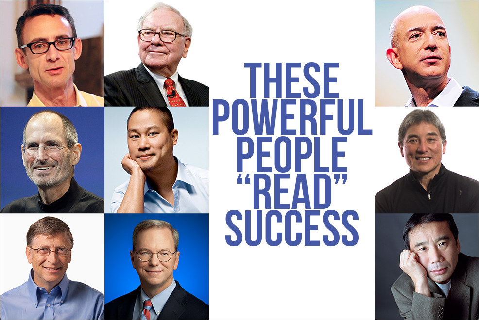 what successful people read