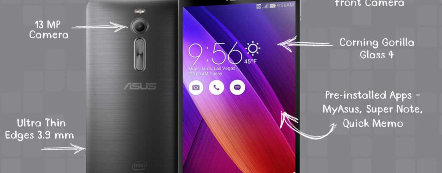 Asus Zenfone 2 'Laser' Sharp Phone – Review