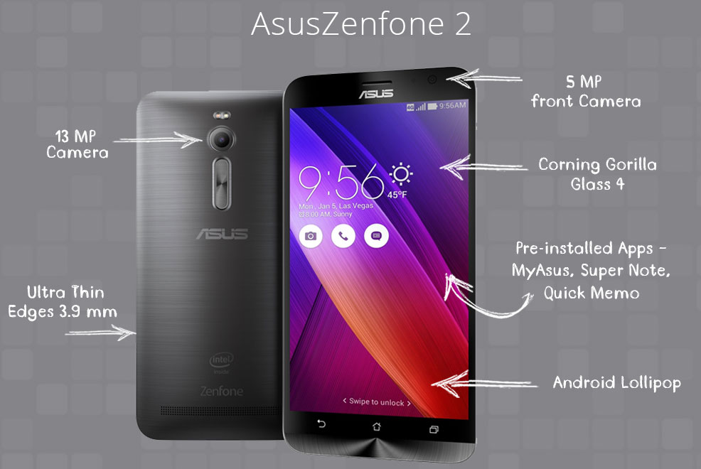 asus zenfone 2 laser review versus by compareraja. Black Bedroom Furniture Sets. Home Design Ideas