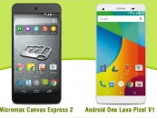 Best budget phones launched this week – Micromax Canvas Xpress 2 & Android One 2nd Generation