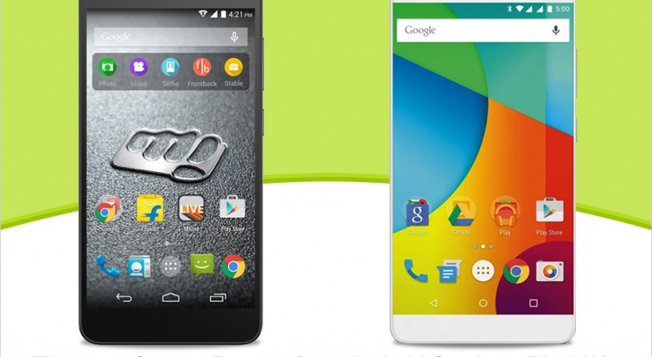 canvas express android one