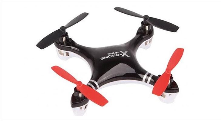 flyers bay drone