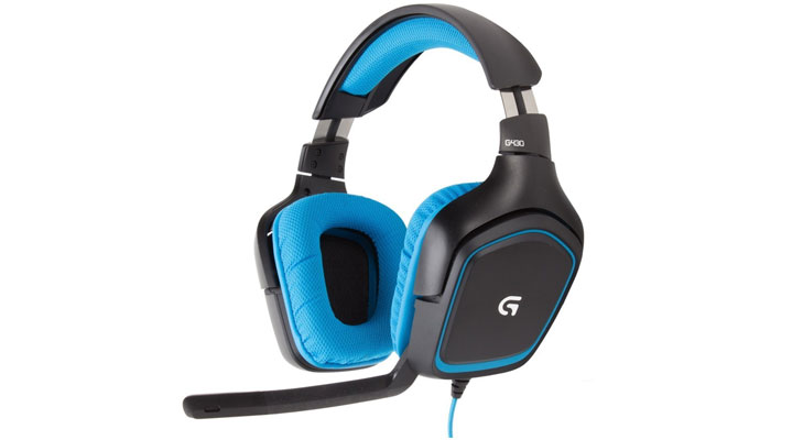 g 430 logitech gaming headset