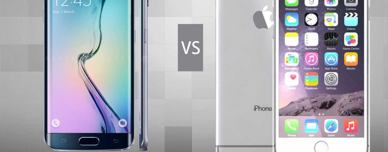 EXPLORE THE 'GALAXY' OR BITE THIS 'APPLE'? – Galaxy S6 edge plus vs iPhone 6 Plus