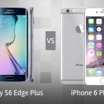 EXPLORE THE 'GALAXY' OR BITE THIS 'APPLE'? – Galaxy S6 edge plus vs iPhone 6 Plus