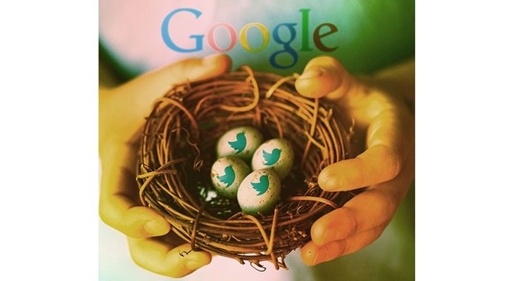 google twitter join forces