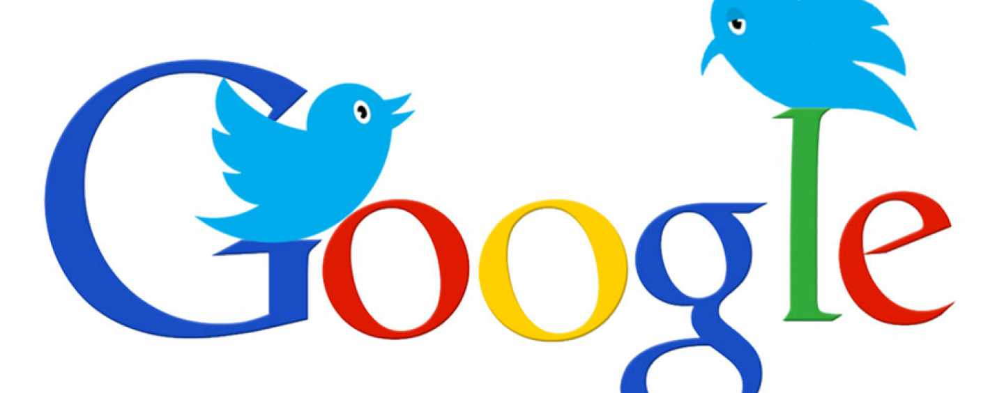 Know the ins and outs of Google-Twitter Partnership