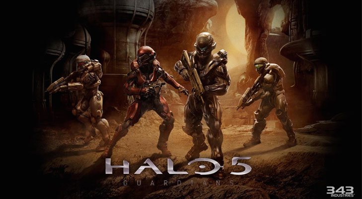 halo 5 guardians players